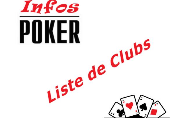 Liste des Clubs en Corse