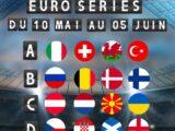 10 mai au 5 juin 2021 : RedCactus Euro Series.